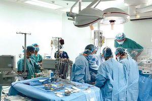 Thực hiện 21 ca ghép tạng trong một tháng