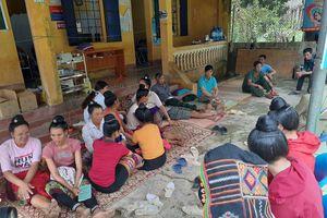 Điện Biên: Hơn 100 người nhập viện sau cỗ mừng tân gia