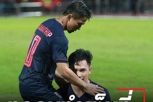 Chanathip: 'Tôi không hài lòng với trận hòa trước tuyển Việt Nam'