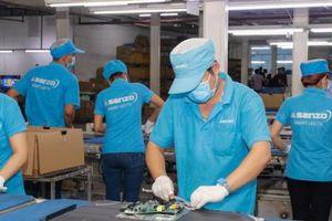 Nhiều công ty có hoạt động mua bán linh kiện, hàng hóa với Asanzo đã bỏ trốn
