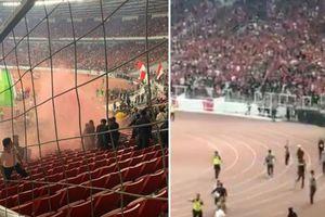 CĐV bị tấn công trên sân Indonesia, Bộ trưởng Thể thao Malaysia hứa đòi công đạo