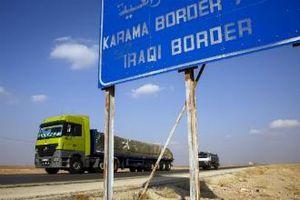 Jordan nhận lô dầu đầu tiên của Iraq sau 5 năm