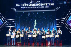 Huawei Việt Nam được trao Giải thưởng Thu hẹp Khoảng cách số tại Việt Nam năm 2019