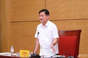 Chủ tịch UBND tỉnh yêu cầu rà soát, đề xuất phương án bố trí cán bộ, công chức sau sáp nhập