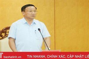 Phát huy trí tuệ tập thể xây dựng Đề cương Báo cáo chính trị Đại hội Đảng bộ tỉnh lần thứ XIX