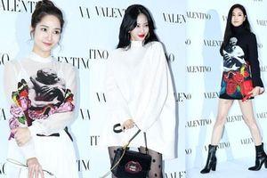 Sự kiện sang chảnh gây bão: Mỹ nhân Han Ye Seul đỉnh đến mức át cả Park Min Young, Hoa hậu ngực khủng kín lạ