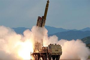 Vũ khí hủy diệt mạnh sau bom hạt nhân của Triều Tiên gây lo ngại