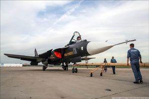 Tiêm kích bí ẩn MiG-144 tiếp tục 'tái xuất' tại triển lãm hàng không MAKS 2019