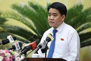 Chủ tịch Hà Nội: Nghịch lý nước sạch kéo đến tận nơi mà dân không dùng