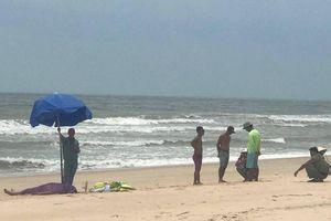 Phát hiện du khách Nga thiệt mạng khi tắm biển ở Phan Thiết