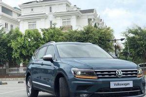 Bảng giá xe Volkswagen tháng 9/2019
