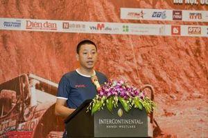 Cuối tháng 9 sẽ diễn ra giải đua xe ô tô địa hình Việt Nam quy mô nhất