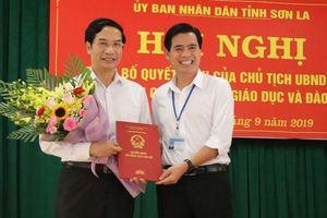 Bổ nhiệm Giám đốc mới cho Sở GD&ĐT Sơn La
