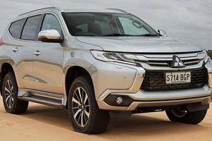 Bảng giá Mitsubishi mới nhất tháng 9/2019: Pajero Sport giảm giá mạnh