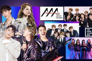Nghệ sĩ Việt sẽ có vị thế như thế nào tại Asia Artist Awards 2019?
