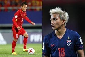 Quang Hải và Chanathip bị chỉ trích sau màn trình diễn nhạt nhòa