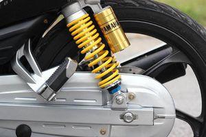Những dấu hiệu cho thấy xe máy sắp hỏng bộ phận giảm xóc
