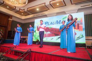 Thanh gốm PlauMai Eco giúp giảm thiểu 70% khí thải ra môi trường