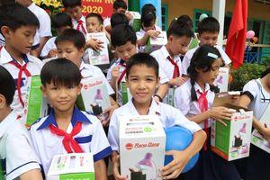 KFHI mang cơ hội học tập đến cho 600 học sinh nghèo Đại Lộc (Quảng Nam)