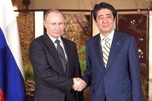 Thủ tướng Nhật Bản quyết thúc đẩy triển vọng Hiệp ước Hòa bình với Nga