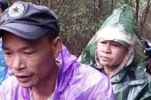 Đi hái nấm, người phụ nữ bị lạc trong rừng