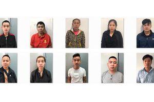 Đề nghị khởi tố 10 đối tượng tham gia hỗn chiến tại 'phố Tây' ở Sài Gòn