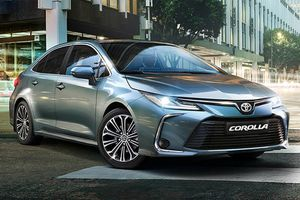Toyota Corolla Altis 2020 vừa ra mắt có gì đặc biệt?