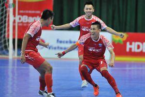 Giải futsal HDBank VĐQG 2019: Mưa bàn thắng ở trận derby Quảng - Đà