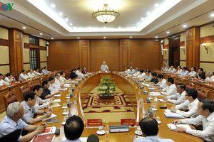 Tổng Bí thư, Chủ tịch nước chủ trì họp Tiểu ban Văn kiện