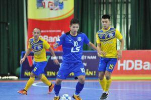 Vòng 13 Futsal HDBank VĐQG 2019: Thái Sơn Nam giữ vững ngôi đầu bảng