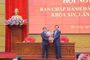 Ông Nguyễn Xuân Ký được bầu giữ chức Bí thư Tỉnh ủy Quảng Ninh