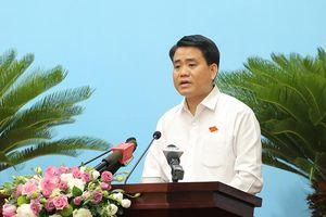 Chủ tịch Hà Nội: Không lý do gì cách nhau '1 sợi chỉ' mà sử dụng đến 2 loại nước chất lượng khác nhau
