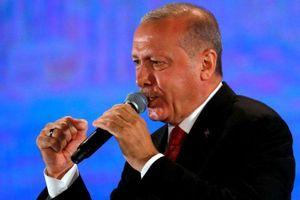 Tổng thống Erdogan: Nước ngoài không thể cấm Thổ Nhĩ Kỳ sở hữu vũ khí hạt nhân