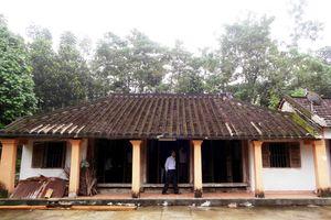 Quảng Nam: Làng cổ Lộc Yên được xếp hạng Di tích cấp Quốc gia