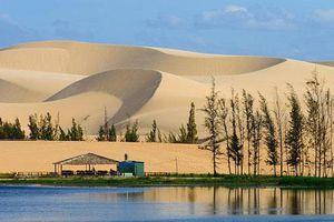 Khám phá 'tiểu sa mạc Sahara' của Việt Nam
