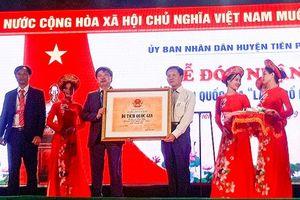 Làng cổ đầu tiên ở Quảng Nam đón nhận bằng Di tích cấp Quốc gia