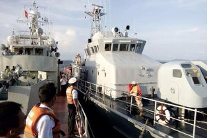 Ngỡ ngàng sự thật về tàu chiến đầu tiên do Việt Nam chế tạo