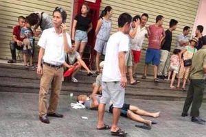 Nổ lớn ở chung cư Linh Đàm, ít nhất 3 người bị thương
