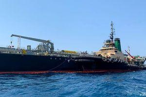 Iran bắt giữ tàu và 12 thủy thủ Philippines nghi buôn lậu nhiên liệu