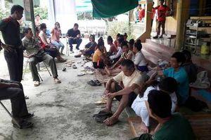 Điện Biên: Đi ăn cỗ nhà mới, hơn 100 người phải cấp cứu