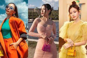Chiếc túi xách tí hon có gì đặc biệt mà Chi Pu và loạt sao Việt 'đua nhau' diện?