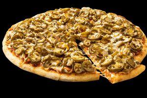 Thêm 1 món ăn cho 'hội khẩu nghiệp', pizza ớt cay 'xé lòng' của Nhật đố ai dám thử