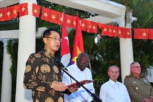 Cuba mong muốn Việt Nam gặt hái nhiều thành tựu hơn nữa