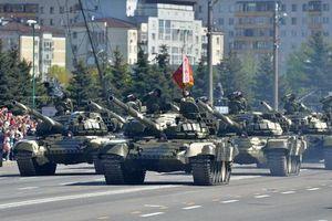 Sự thực Việt Nam mua số lượng lớn xe tăng T-72 từ Belarus