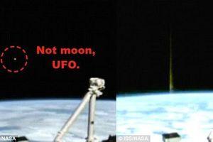 Xuất hiện UFO du hành 'xuyên không'