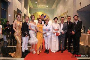 Quỳnh 'búp bê' trở lại, Bảo Thanh, Nhã Phương cùng dàn sao nữ đọ sắc trên thảm đỏ VTV Awards 2019
