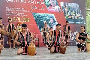 Trải nghiệm sắc màu văn hóa Gia Lai tại Hà Nội