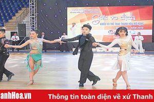 Sức hút từ phong trào khiêu vũ thể thao tại Thanh Hóa