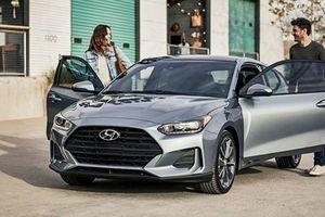 Xe Hyundai Veloster 2020 mới bán ra từ 470 triệu có gì hay?