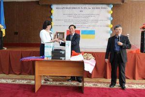 Hội Hữu nghị Việt Nam - Ukraine đến Kiev, bắt đầu chuyến thăm Ukraine